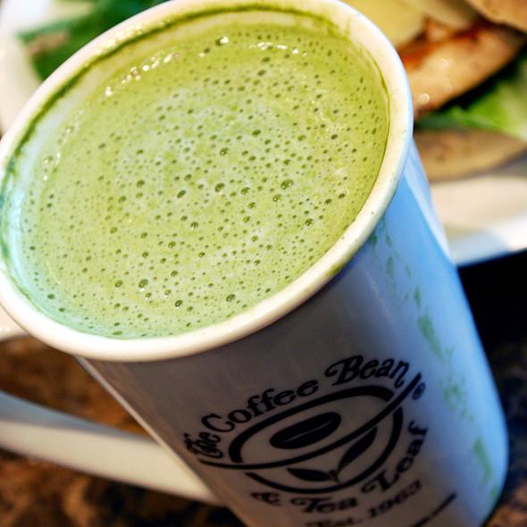 The Coffee Bean & Tea Leaf (BHS) Menu