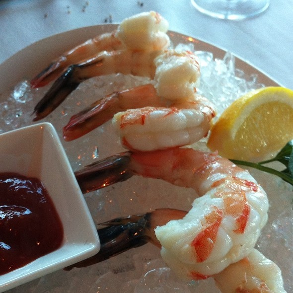 Shrimp Cocktail - Pier W, Cleveland, OH