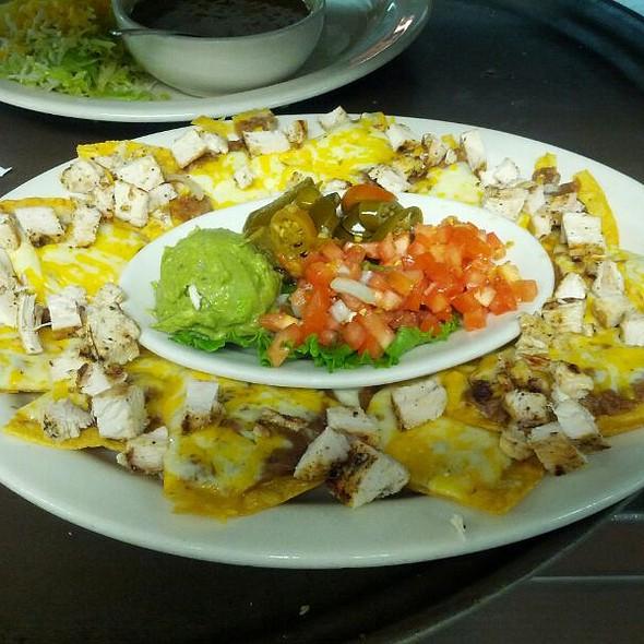 Chicken Fajita Nachos - Posados Cafe - Plano, Plano, TX