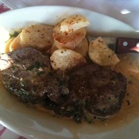 Peppercorn Beef Temderloin - Maggiano's - Indianapolis, Indianapolis, IN