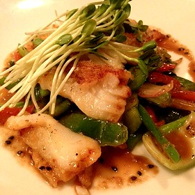 Miso-Glazed Cod - Good Earth Edina, Edina, MN