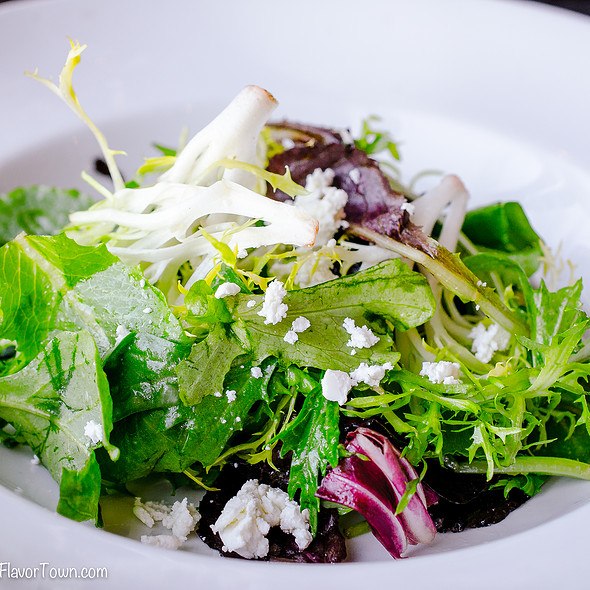 Mesclun Greens - LIFT Bar Grill View, Vancouver, BC