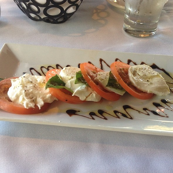 Caprese Salad - Ladera Grill - Morgan Hill, Morgan Hill, CA