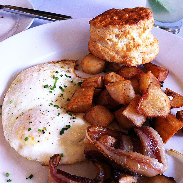 Classic Breakfast - Restaurant Patois, New Orleans, LA