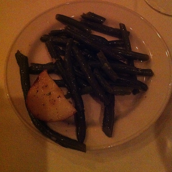 Seasoned Green Beans - La Scala - Baltimore, Baltimore, MD