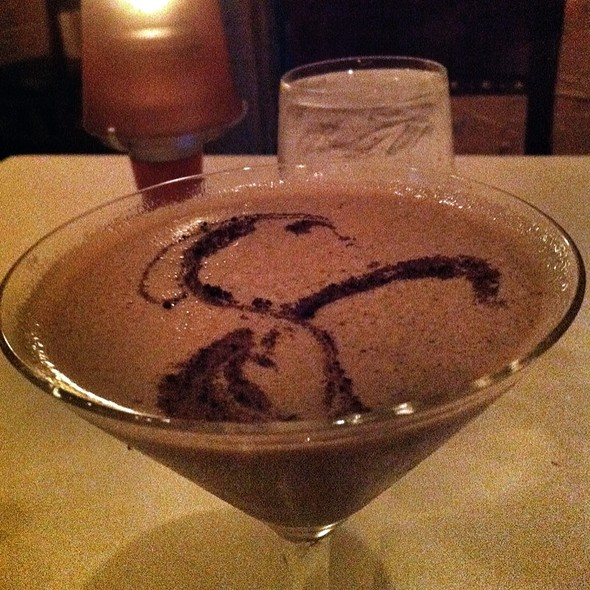 Espresso Martini - La Scala, Baltimore, MD