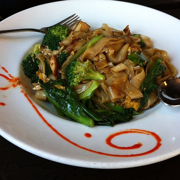 Thai Cafe Menu Geary