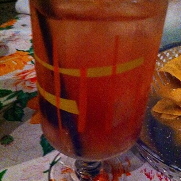 Cava Sangria - Border Grill - Downtown LA, Los Angeles, CA