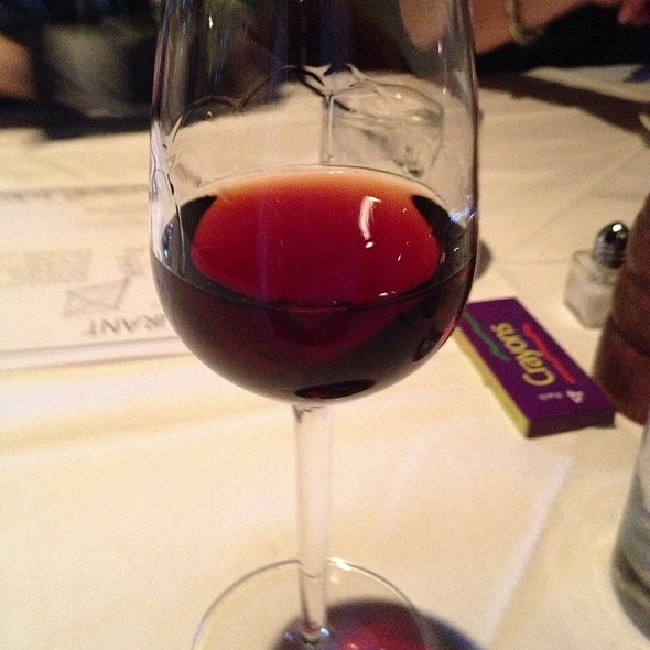 Grahams 20 Year Tawny Porto - Jake's Restaurant, Brookfield, WI