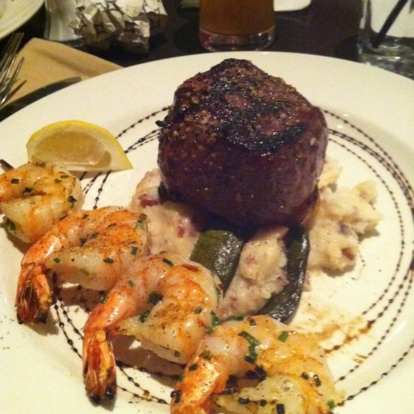 Surf And Turf - Houston Avenue Bar & Grill - Yonge, Toronto, ON