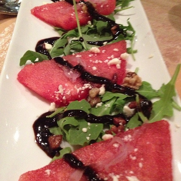 Watermelon Salad - The French Gourmet, San Diego, CA