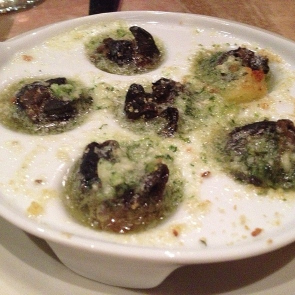 Escargot - The French Gourmet, San Diego, CA
