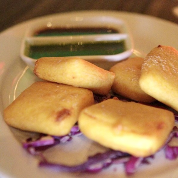 Paneer Pakora - MINT, New York, NY