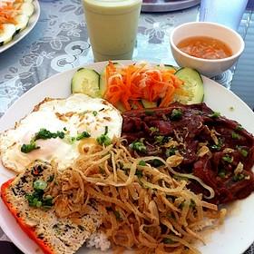 Saigon Cafe Menu Lancaster Pa