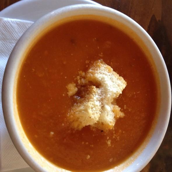 Tomato Soup - Piazza Pellegrini, San Francisco, CA