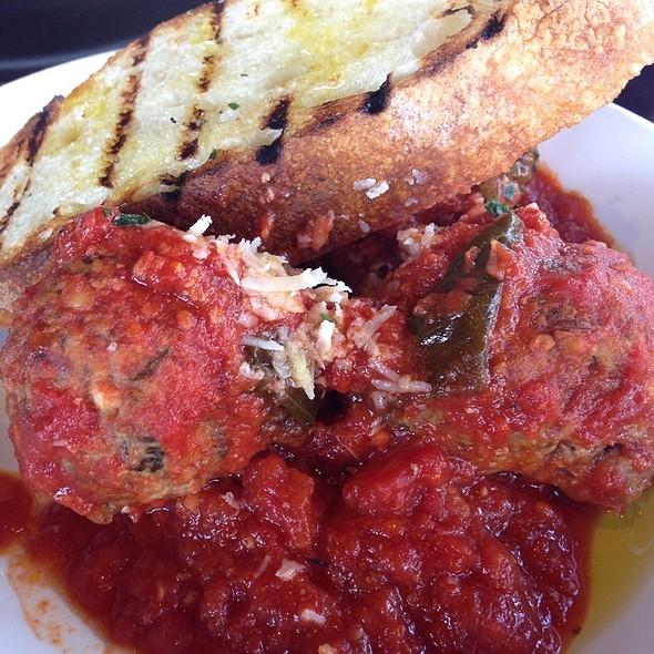 Meatballs - Boca Pizzeria, Novato, CA