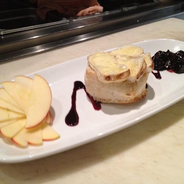 Brick Oven Brie - The Cellar Restaurant, Coeur d'Alene, ID