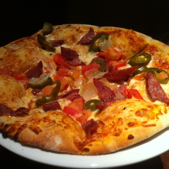 Shiner Pizza - urban an american grill, Austin, TX