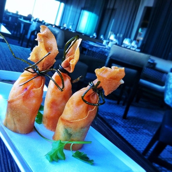 Spring Rolls - WP24 by Wolfgang Puck, Los Angeles, CA