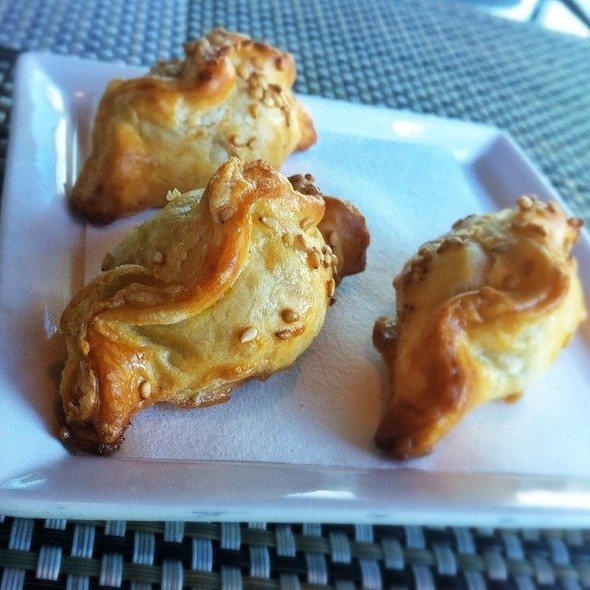 Seafood Puffs - WP24 by Wolfgang Puck, Los Angeles, CA