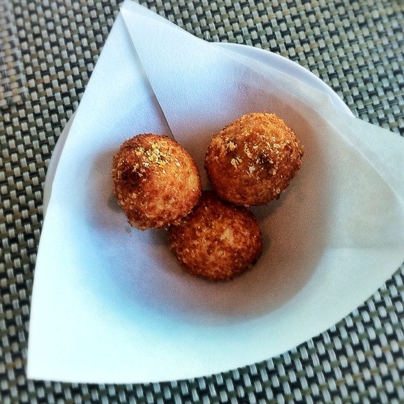 Curry Beef Balls - WP24 by Wolfgang Puck, Los Angeles, CA