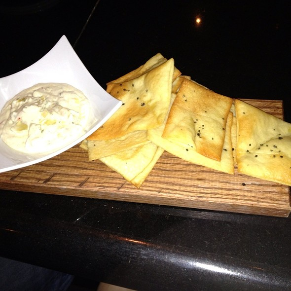 Artichoke Dip With Boursin Cheese  - The Garden Terrace at The Hilton Denver Inverness, Englewood, CO