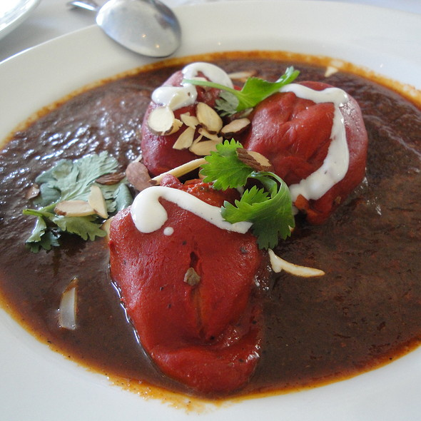 Stuffed Piquillo Peppers - Cindy's Backstreet Kitchen, St. Helena, CA