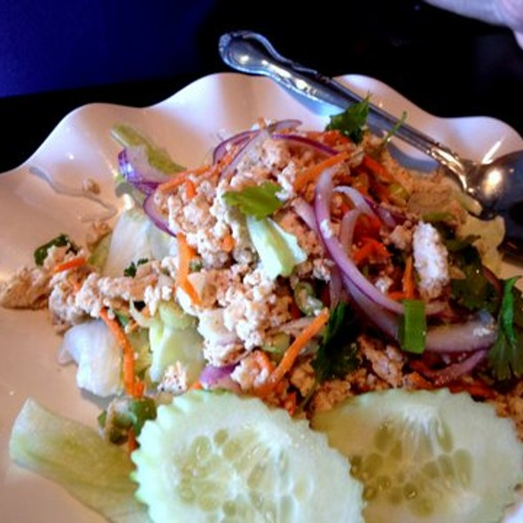Thai Chicken Salad - Soi Gow, San Francisco, CA