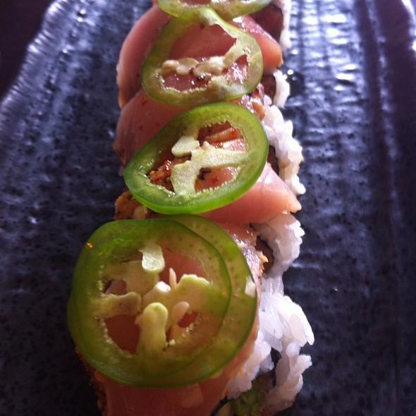 Kamikaze Roll - Fusion Sushi, Manhattan Beach, CA