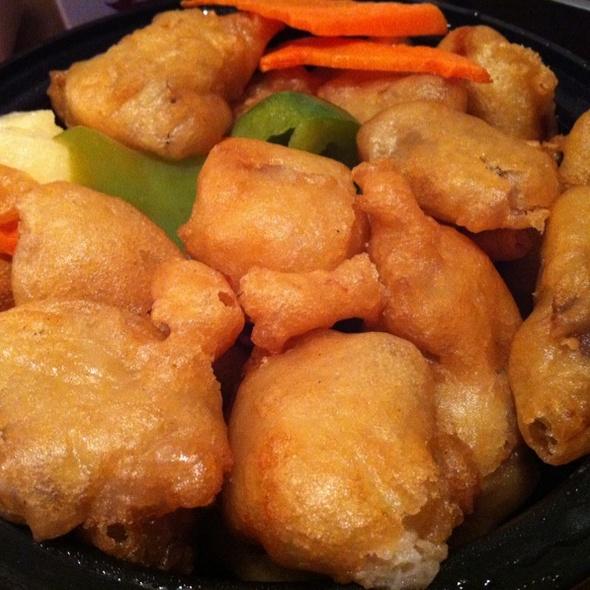Hunan Kitchen Menu Bethesda