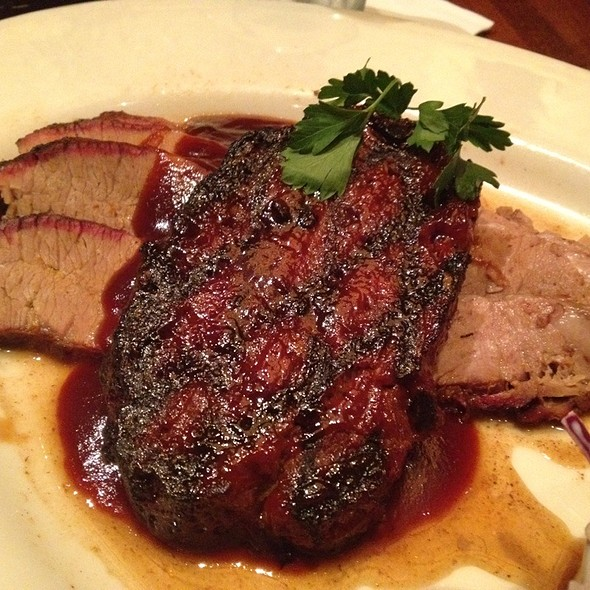 Whats For Lunch: Weber Grill Chicago - AMP Forum