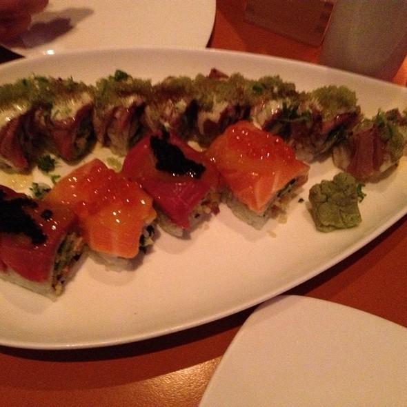 Back Bay Rolls - Douzo Modern Japanese Restaurant, Boston, MA