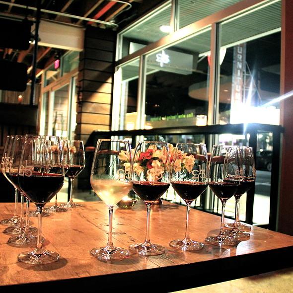 Wine Flights - 1313 Main, Napa, CA