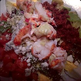 Lobster Cobb Salad - Zodiac at Neiman Marcus – Downtown Dallas, Dallas, TX