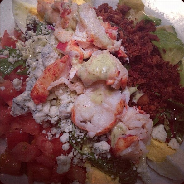 Lobster Cobb Salad - Zodiac at Neiman Marcus – Downtown Dallas, Dallas, TX