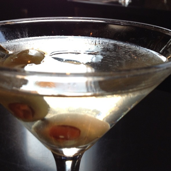 Dirty Chopin Martini - Bambara, Salt Lake City, UT