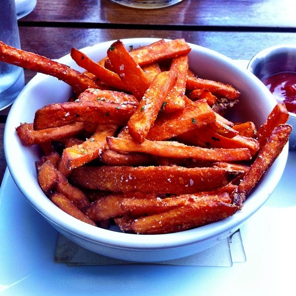 Sweet potato fries - The Tipsy Pig, San Francisco, CA