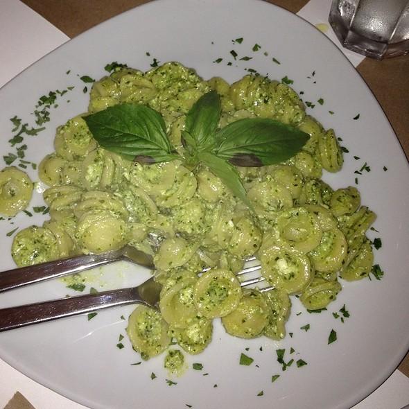 Orichette With Pesto And Ricotta - Ribalta Pizza, New York, NY