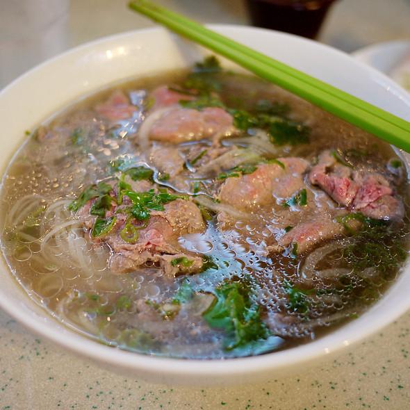 Pho Tai - Xe Lua Vietnamese Restaurant, New York, NY