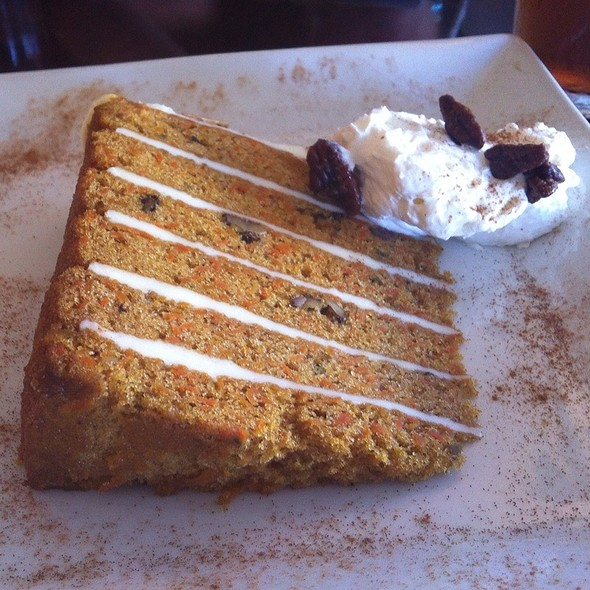 The Big Carrott Cake - Daily Grill - Palm Desert, Palm Desert, CA