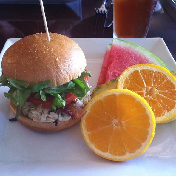 Crab Cake Sandwich - Daily Grill - Palm Desert, Palm Desert, CA