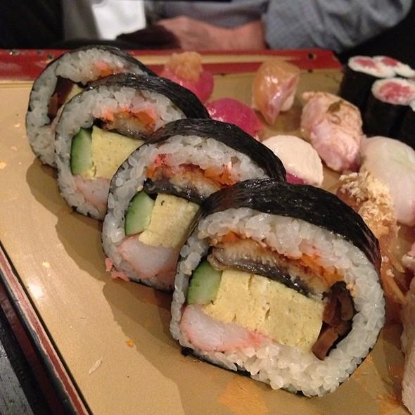 Futomaki - Sushi of Gari 46, New York, NY