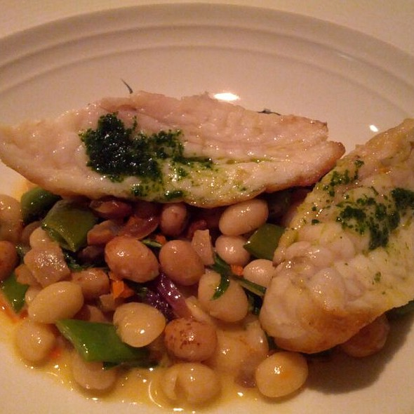 Roasted Monkfish Tail - Marea, New York, NY