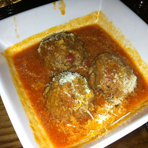 Meatballs - Bettolona, New York, NY