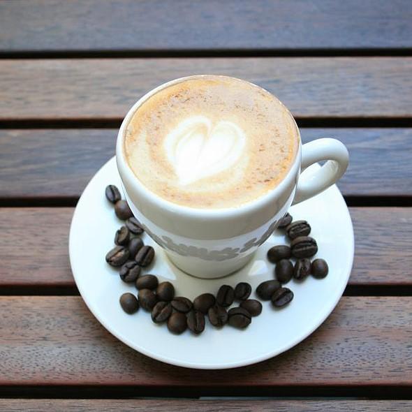 Cappuccino - Coexist Café, Puerto Vallarta, JAL