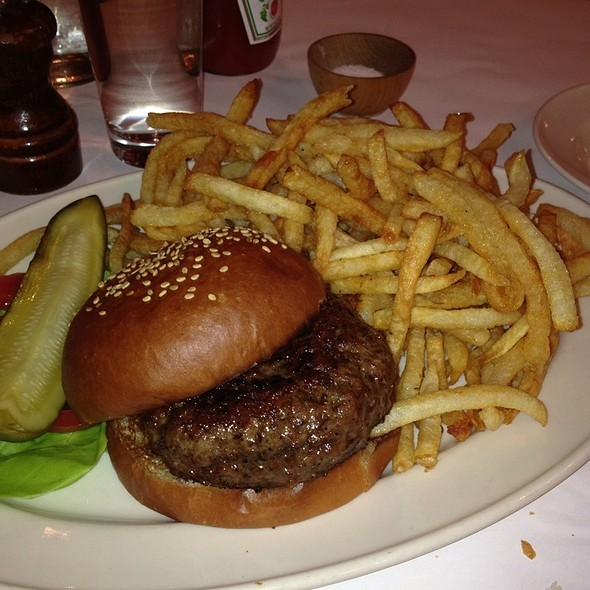 Black Label Burger - Minetta Tavern, New York, NY