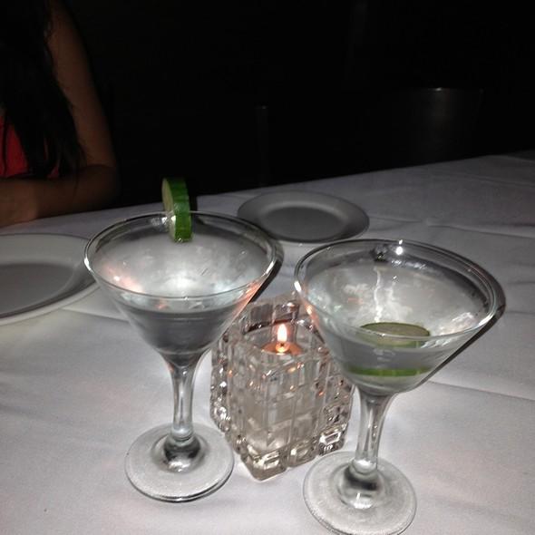 Hendricks Martini - Malio's Prime, Tampa, FL