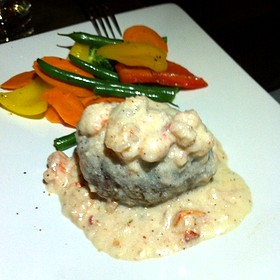 Filet Mignon - Hush Restaurant & Bar, Toronto, ON