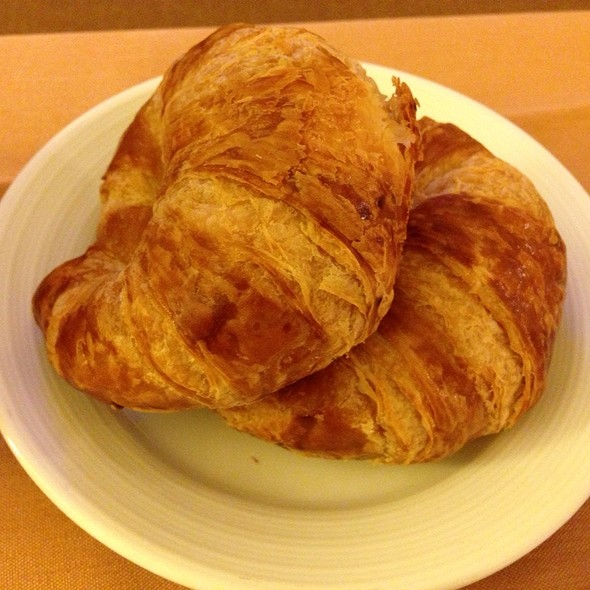 Croissant - T. Cook's at Royal Palms Resort and Spa, Phoenix, AZ