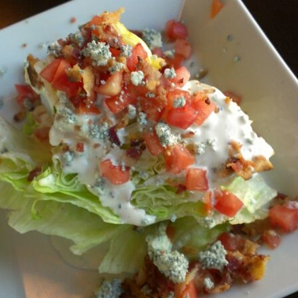 Wedge Salad - Moerlein Lager House, Cincinnati, OH